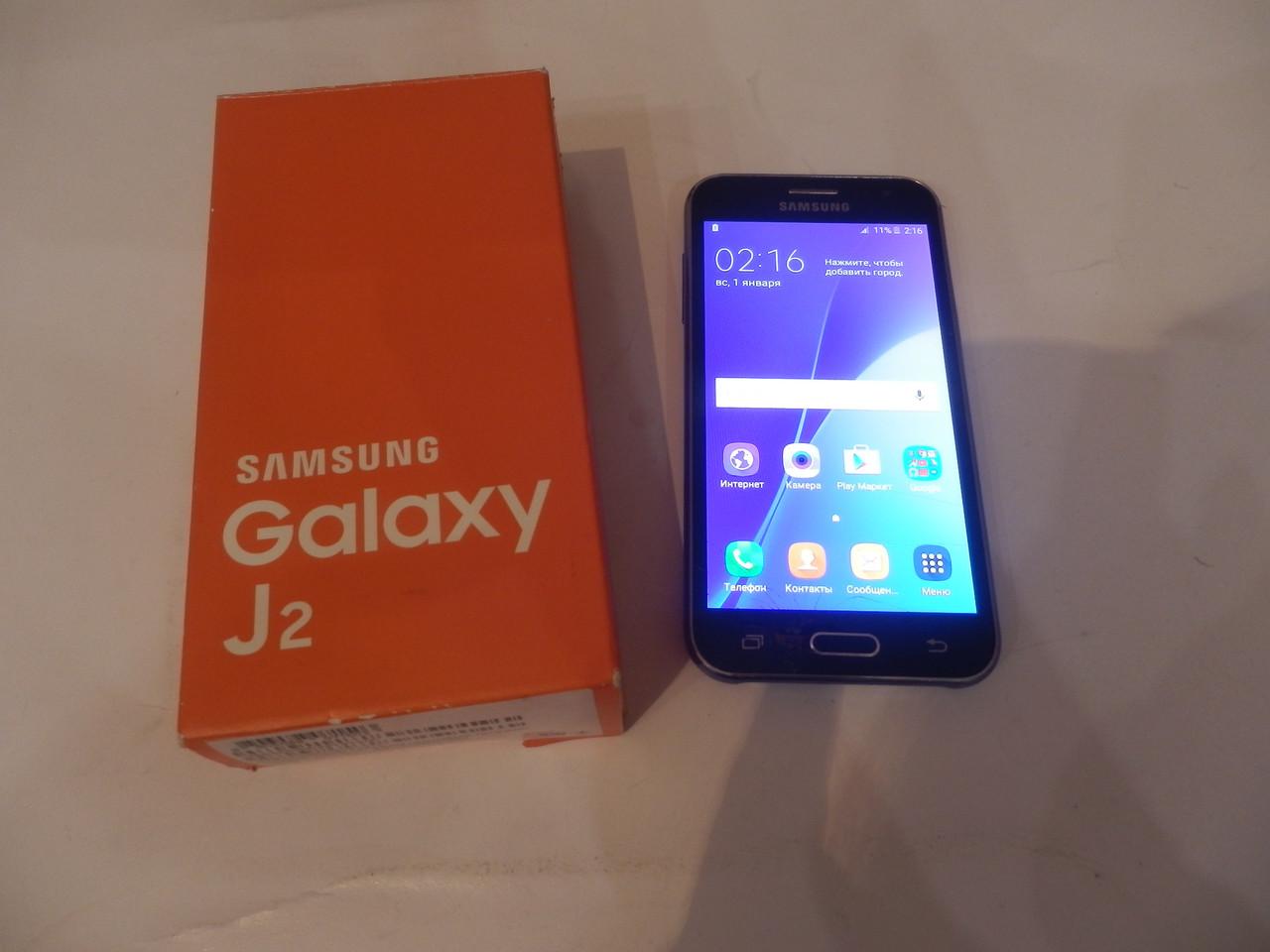 Мобильный телефон Samsung J200 №6010