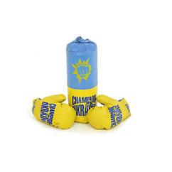 Боксерский набор Украина 0005DT, КОД: 213476