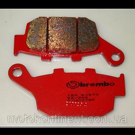 Тормозные колодки BREMBO 07HO27SP HONDA CBR /HONDA CB/HONDA XL - Transalp/TRIUMPH Daytona/YAMAHA XJ,,,
