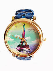 Часы женские кварцевые Tower Blue, КОД: 111984
