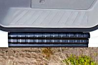 Накладки на внутренние пороги дверей  Volkswagen Crafter 2006-2013 г.в. (Фольксваген Крафтер)