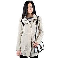 Куртка женская Geox W5220D 38 Бежевый W5220DLST, КОД: 304894