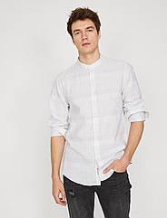 Рубашка Koton XL Белая 8YAM64007OW02Y4, КОД: 271654