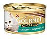 Gourmet gold лосось и цыпленок