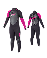 Гидрокостюм детский длинный Jobe Progress Rebel 3.0/2.5 Pink (XL)