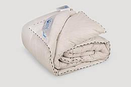 Одеяло IGLEN Roster 100 пух серый Облегченное 220х240 см Белый 22024011G, КОД: 141743