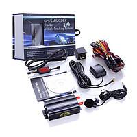 Автомобильный Coban GPS/GSM/GPRS трекер TK-103 мониторинг в режиме реального времени