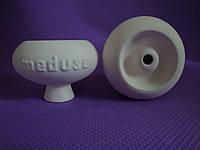 Чаша Медуза с белой глины