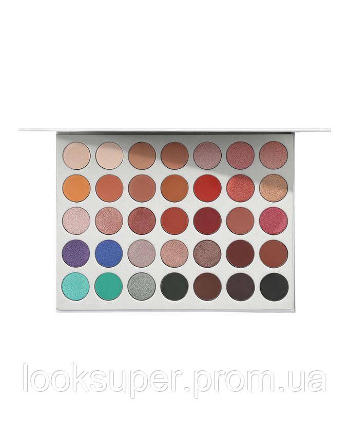 Палетка Morphe The Jaclyn Hill Eyeshadow Palette (56g)