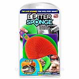 Кухонні силіконові щітки Better Sponge   губка - спонж для кухні, фото 2