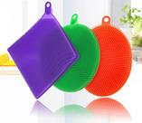Кухонні силіконові щітки Better Sponge   губка - спонж для кухні, фото 3
