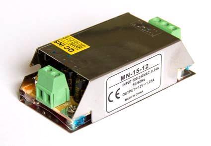 Блок питания 12V 15W (1.25A) compact