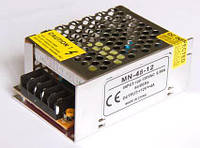 Блок питания 12V 48W (4A) compact