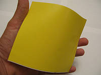Матовая пленка - желтая