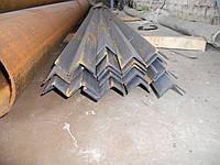 Строительный металлический уголок равнополочный  25*25*3мм.