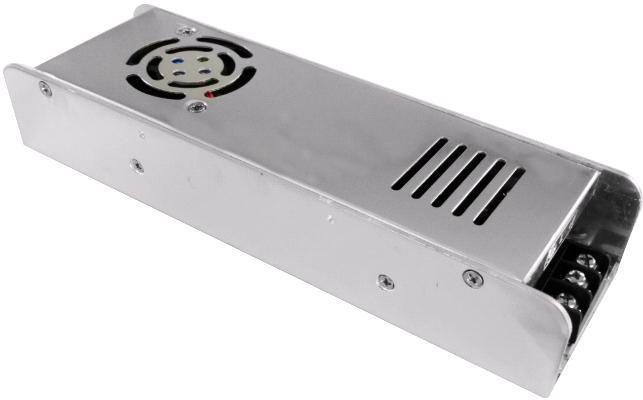Блок питания 12V 360W (30A) compact slim