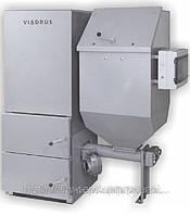 Чугунный твердотопливный автоматический котел Viadrus Ekoret  3,4 секции, фото 1