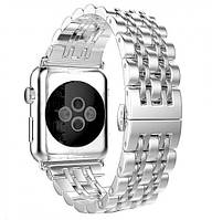 Браслет Grand Steel Watch Band for Apple Watch 44mm Silver AL99944mm, КОД: 178695