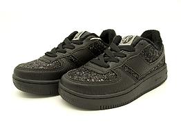 Кроссовки Kylie Crazy 33 21,5 см Черный KK6106 negro, КОД: 231297