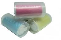 Ролик для чистки одежды силиконовый (без отрываний) + чехол