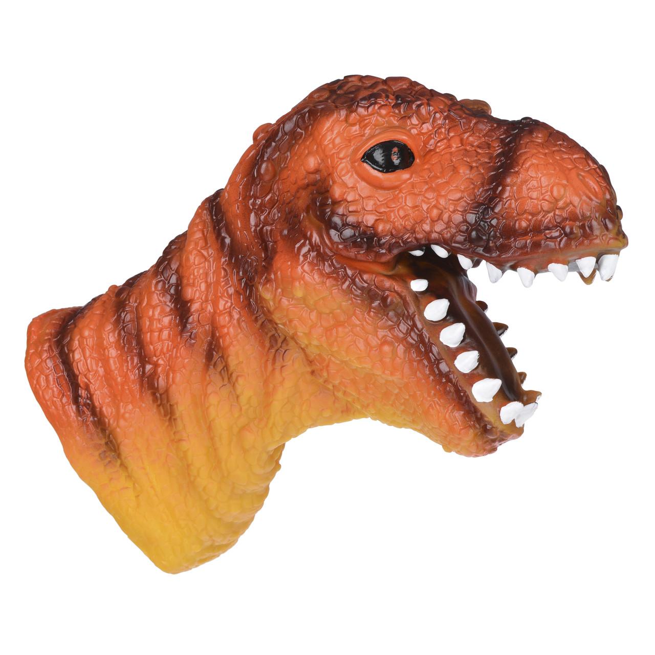 Игрушка - перчатка  Animal Gloves Toys Голова Динозавра «Same Toy» (AK68622Ut-3)