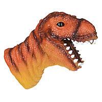 Игрушка - перчатка  Animal Gloves Toys Голова Динозавра «Same Toy» (AK68622Ut-3), фото 1