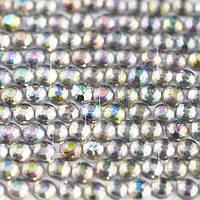 Стразы Acrylic 24 Clear AB, фото 1