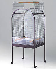 Клетка Fop 50100030 Liana оцинкованная 63 см/55,5 см/149 см