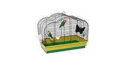 Клетка Pet Inn 109680 Margherita для мелких и средних птиц 59 см/34 см/47,5 см