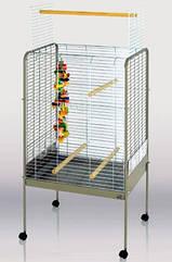 Клетка Fop 15200030 Tiffani оцинкованная 72 см/55,5 см/123,5 см