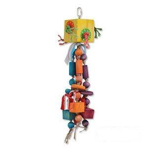 Игрушка Montana Cages H77135 'Детские кубики' для попугаев 18 см/9 см/53 см
