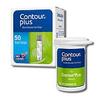 Тест полоски Контур Плюс (Contour Plus), 50 шт.
