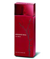 """Armand Basi in Red Eau De Parfum 50ml ( наслаждайтесь любимым насыщенным """"красным"""" ароматом осенью и зимой)"""