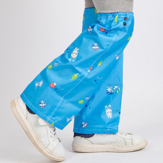 Непромокаемые гетры для детей