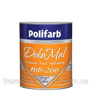 DekoMal ПФ-266 жовто-коричнева 2,7 кг