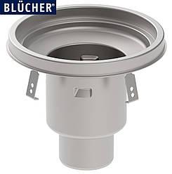Промисловий трап Blucher 755.513.110, нержавіюча сталь, вертикальний вихід DN110
