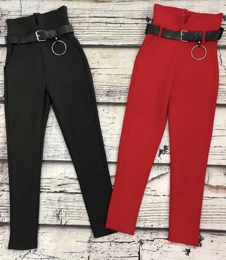 42328ded16e7d Женские брюки, габардин, р-р 42-44; 44-46 (выбор цвета) - купить по ...