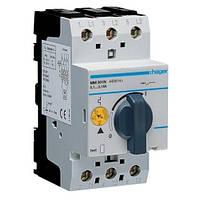 Автомат для защиты двигателя, I=0,1-0,16А MM501N