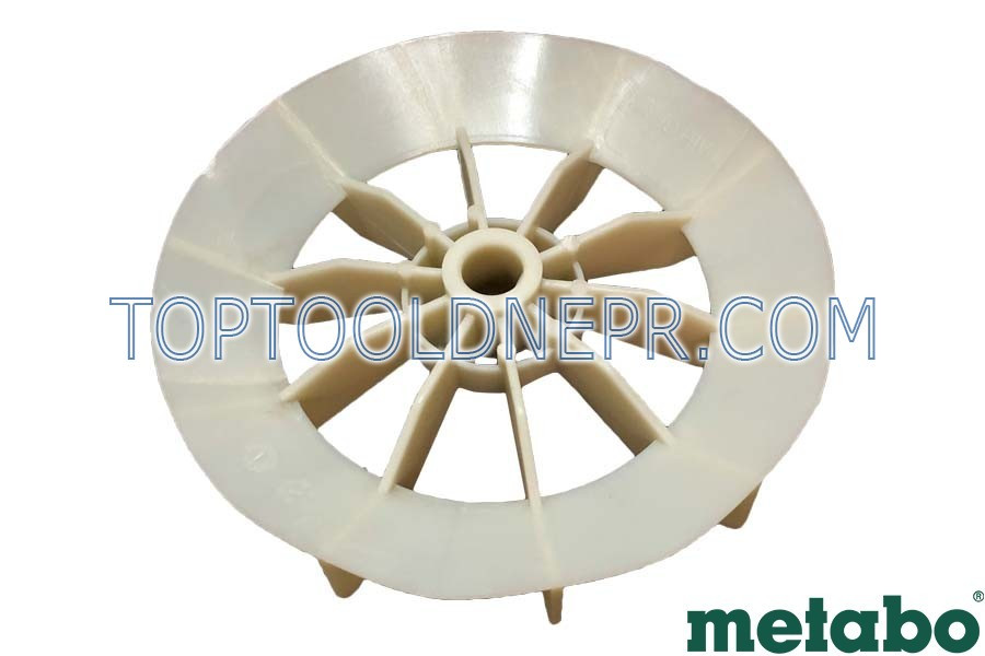 Крыльчатка для компрессора Metabo 343440060