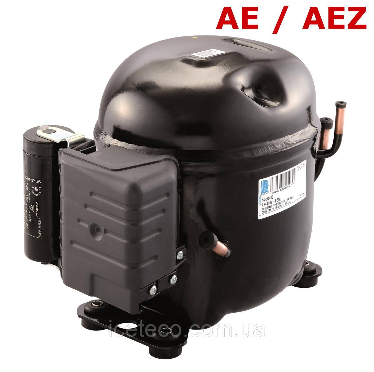 Герметичный поршневой компрессор AE4450Y Tecumseh