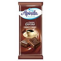 Шоколад Alpinella черный 90 г