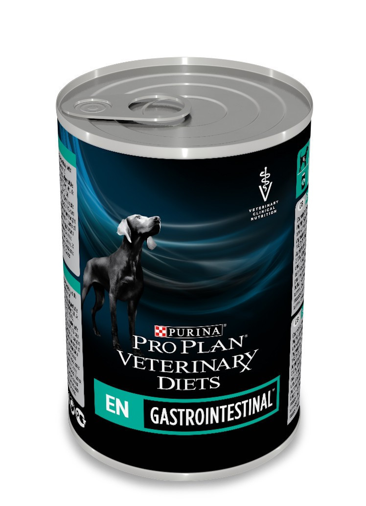 Консервы Pro Plan Veterinary Diets Canine EN для собак при заболеваниях ЖКТ, 400г