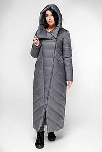 Практичный и теплый Пуховик-Одеяло ПВ-1133 Лаке Тон 7
