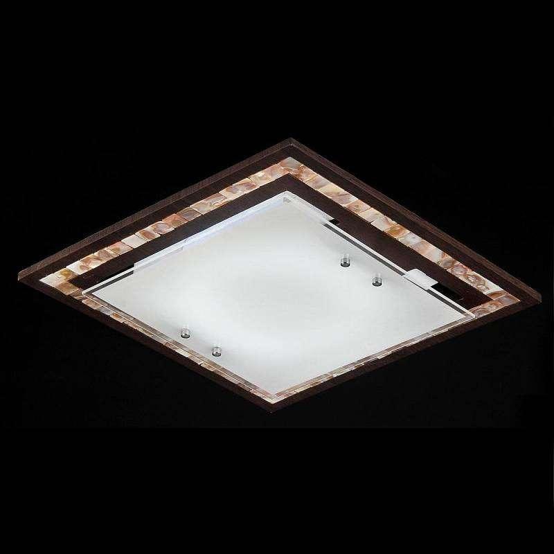 Накладной светильник Freya Simmetria FR4810-CL-03-BR