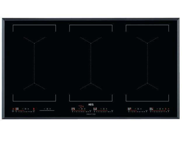Варочная индукционная плита AEG IKE96654FB