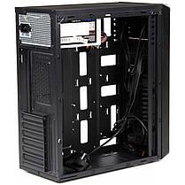 ★Корпус Frime FC-215B с блоком питания 500W для компьютера ATX/microATX, фото 2