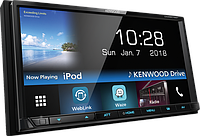 Универсальная 2DIN магнитола Kenwood DMX-6018BT