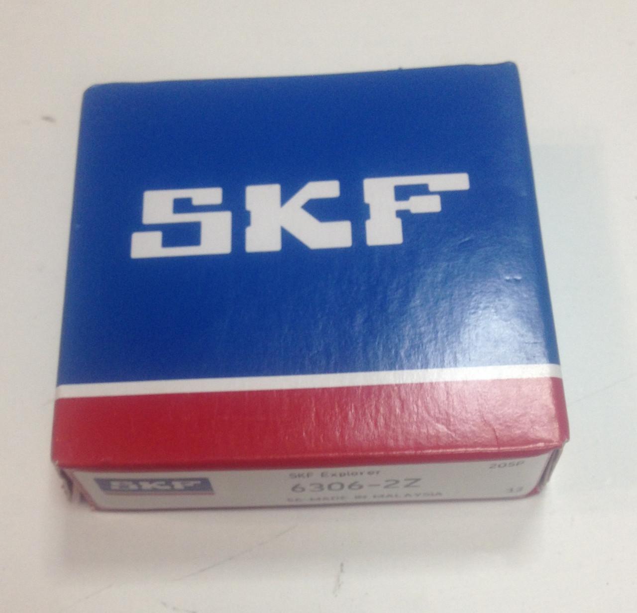 Подшипник SKF 6306 2Z для стиральных машин