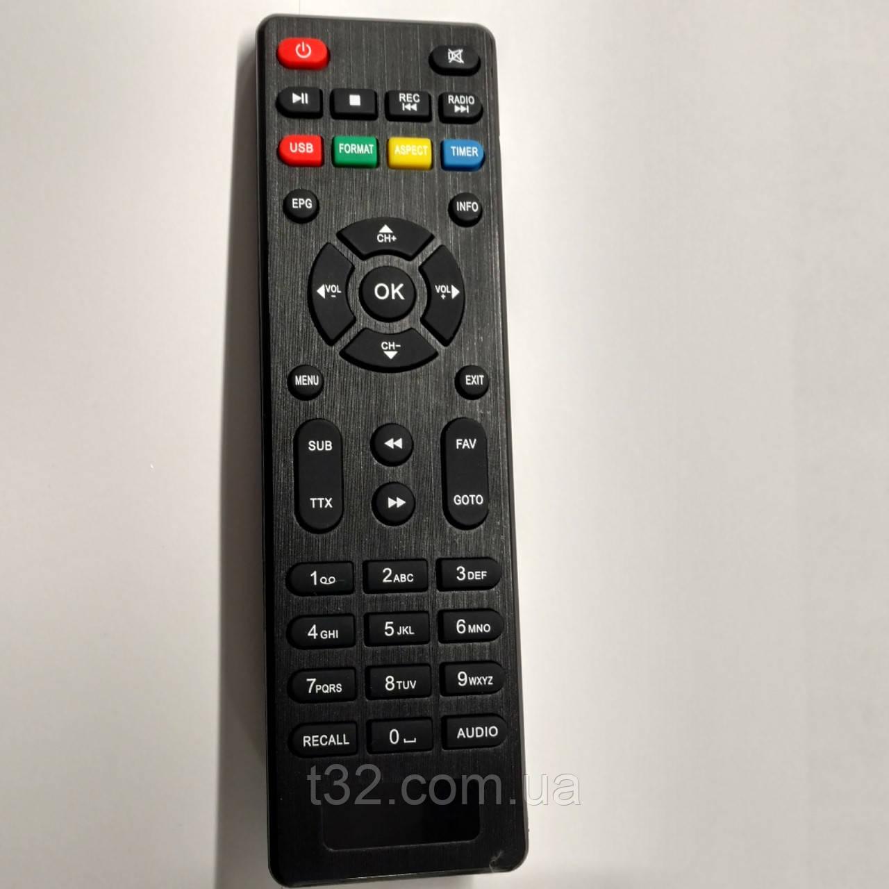Пульт Romsat T8000HD/8020HD/8005HD
