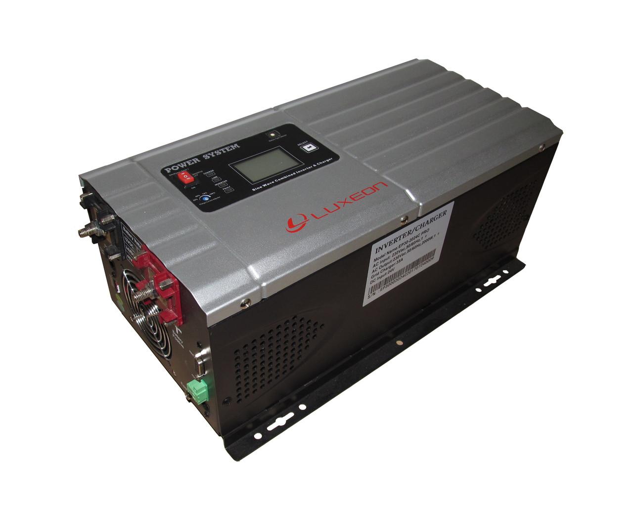 Инвертер EP30-2024C Pro 2000W 24V